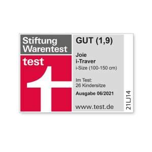 Joie 'i-Traver' Autokindersitz Flint, 15 bis 36 kg (Gruppe 2/3)