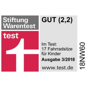 Stiftung Warentest: Gut (2,2)