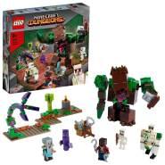 LEGO Minecraft 21176 'Die Dschungel Ungeheuer', 489 Teile, ab 8 Jahren