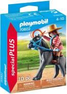 Playmobil Special Plus 70602 'Westernreiterin', 10 Teile, ab 4 Jahren