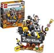 LEGO Overwatch 75977 'Junkrat & Roadhog', 380 Teile, ab 10 Jahren