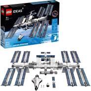 LEGO Ideas 21321 'Internationale Raumstation', 864 Teile, ab 16 Jahren