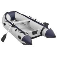 ArtSport 'Schlauchboot 3,20 m mit 2 Sitzbänken', für 4 Personen, inkl. Paddel, Luftpumpe, Tragetasche und 3x Aluminium-Böden