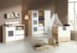 Schardt 'Eco Slide' 2-tlg. Babyzimmer-Set