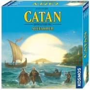 Kosmos 'Catan - Erweiterung - Seefahrer' Spielerweiterung, ab 10 Jahren, 3 - 4 Spieler, ca. 75 min Spielzeit