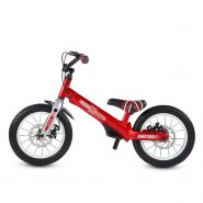 smarTrike 'Xtend Mg+', 3-in-1 Kinderrad, ab 3 Jahren, mit anbringbaren Pedalen, rot
