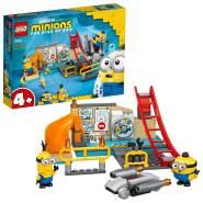 LEGO Minions 75546 'Minions in Grus Labor', 87 Teile, ab 4 Jahren
