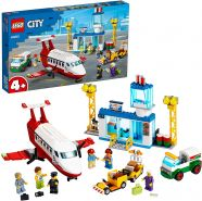 LEGO City 60261 'Flughafen', 286 Teile, ab 4 Jahren, toller Einstieg in die LEGO-Welt