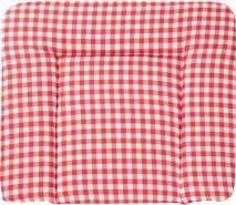 Roba 'Soft Sunny Day' Wickelauflage 75 x 85 cm rot/weiß