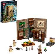 LEGO Harry Potter 76384 'Hogwarts™ Moment: Kräuterkundeunterricht', 233 Teile, ab 8 Jahren, Bauset in Buchform