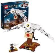LEGO Harry Potter 75979 'Hedwig', 630 Teile, ab 10 Jahren, 34 cm Flügelspannweite