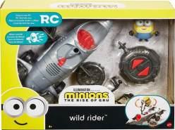 Mattel - Minions Wild Rider R/C