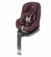 Maxi-Cosi 'Pearl Pro 2 i-Size' Autokindersitz 2020 Authentic Red von 67-105 cm (Gruppe 1)