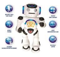 Lexibook 'Powerman Interaktiver Lern-Roboter' mit einer Vielzahl an Funktionen