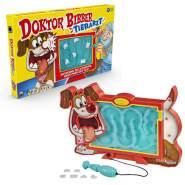 Hasbro 'Doktor Bibber Tierarzt' Geschicklichkeitsspiel, ab 6 Jahren, 2+ Spieler, mit Geräuschfunktion
