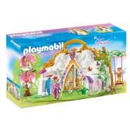Playmobil Fairies 5208 'Zauberfeenland im Einhorn-Köfferchen', 93 Teile, ab 4 Jahren