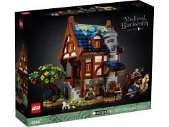 Lego Ideas 21325 'Mittelalterliche Schmiede', 2164 Teile, ab 18 Jahren