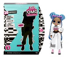 MGA Entertainment L.O.L. Surprise OMG Core Doll- AA- Chillax - Spielfigur, Puppe