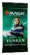 Magic The Gathering - Krieg der Funken Booster DE