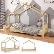 VitaliSpa 'Design' Hausbett Natur, 80x160 cm