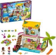 LEGO Friends 41428 'Strandhaus mit Tretboot', 444 Teile, ab 6 Jahren