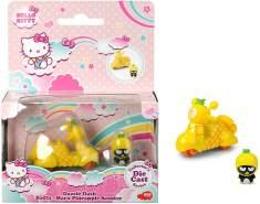 Dickie Toys Hello Kitty Dazzle Dash XO