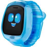 Little Tikes 'Tobi Robot Smartwatch' Kinder-Smartwatch, ab 4 Jahren, 1,54 Zoll, Inkl. Uhr, Stoppuhr, Timer, Alarm, Fitnessfunktionen und AR-Spiele, blau