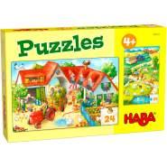 Haba Puzzles Bauernhof