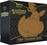 Pokémon Schwert & Schild 04.5 'Top Trainer Box', inkl. 10 Booster, Promokarte und vielem mehr