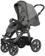 Quinny Kinderwagen Hubb Red on Graphite