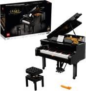 LEGO Ideas 21323 'Konzertflügel', 3662 Teile, ab 18 Jahren, fesselndes Bauprojekt, auf dem eigene Musikstücke gespielt werden können