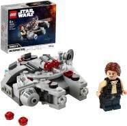 LEGO Star Wars 75295 'Millennium Falcon™ Microfighter', 101 Teile, ab 6 Jahren