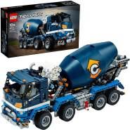LEGO Technic 42112 'Betonmischer-LKW', 1163 Teile, ab 10 Jahren, anspruchsvolle Bauherausforderung