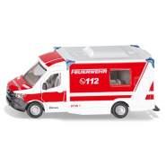 SIKU 2115 Mercedes-Benz Sprinter Miesen Typ C Rettungswagen