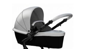 Mima Babywanne/Sportwagenaufsatz für 'Mima Xari' 2020 Argento (ohne Gestell)