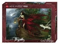 Heye Verlag 29389 Puzzle, Grey