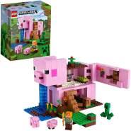 LEGO Minecraft 21170 'Das Schweinehaus', 490 Teile, ab 8 Jahren