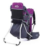 MONTIS RUNNER ONE, Rückentrage, Kindertrage, bis 25kg, Violett