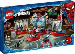 LEGO® Marvel 76175 'Angriff auf Spider-Mans Versteck', 466 Teile, ab 8 Jahren