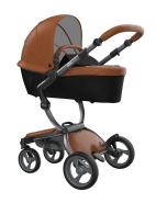 Mima Xari Design Kinderwagen Kollektion 2021 Graphite Grey Camel