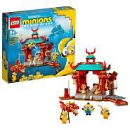 LEGO Minions 75550 'Minions Kung Fu Tempel', 310 Teile, ab 6 Jahren