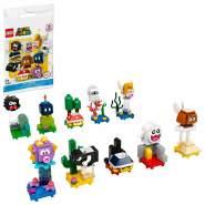 LEGO Super Mario 71361 'Mario-Charaktere-Serie', 1 Figur + Baustein, Zufallsauswahl, keine Vorauswahl möglich, ab 6 Jahren