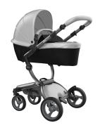 Mima Xari Design Kinderwagen Kollektion 2021 Graphite Grey Argento