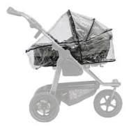 TFK Regenschutz für Mono Kombi Kinderwagen