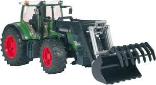 Bruder 'Fendt Vario 936' Spielzeug-Traktor mit Frontloader, 03041, 1:16