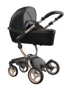 Mima Xari Design Kinderwagen Kollektion 2021 Champagner Schwarz