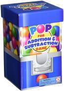 Learning Resources LER8441 Spiele - POP for Addition und Subtraction - Addition und Subtraktion trainieren
