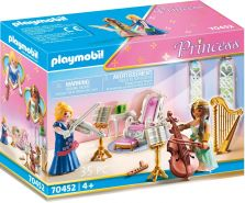 Playmobil Princess 70452 'Musikzimmer', 35 Teile, ab 4 Jahren