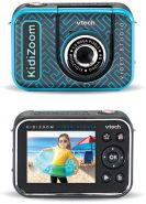 Vtech KidiZoom Video Studio HD Kinderkamera in blau/schwarz