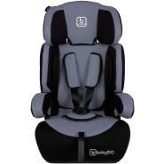 BabyGO 'Motion' Autositz in Grau, 9 bis 36 kg (Gruppe 1/2/3)